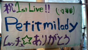 Petitmilady1st